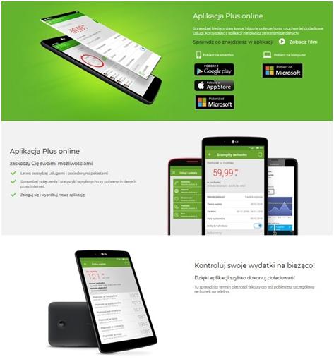 50 GB za mobilną aplikację Plus Online