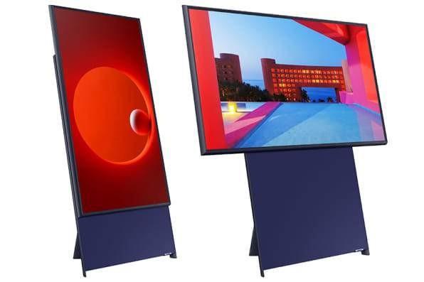 Samsung prezentuje telewizor stworzony z myślą o smartfonach