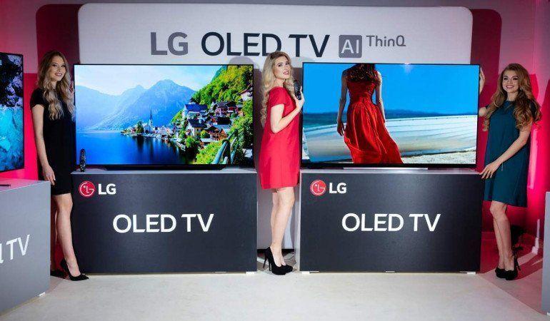 Nowe telewizory LG OLED i NanoCell 2019 już w polsce