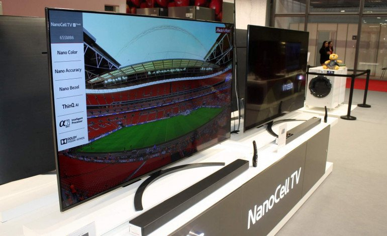 LG zaprezentowało wszystkie najważniejsze nowości jeśli chodzi o tegoroczne telewizory