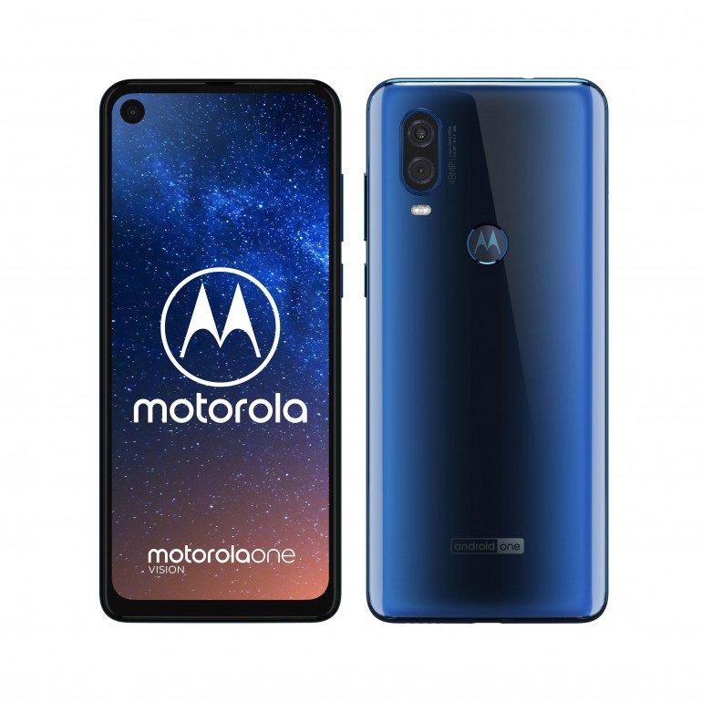 Motorola one vision - nowy smartfon na rynku