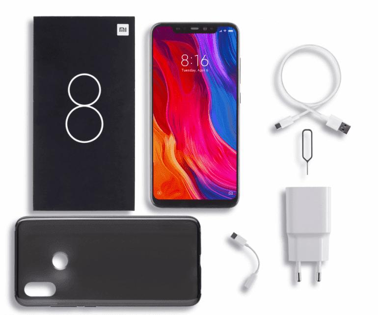 Xiaomi Mi8 - za złotówkę w Play