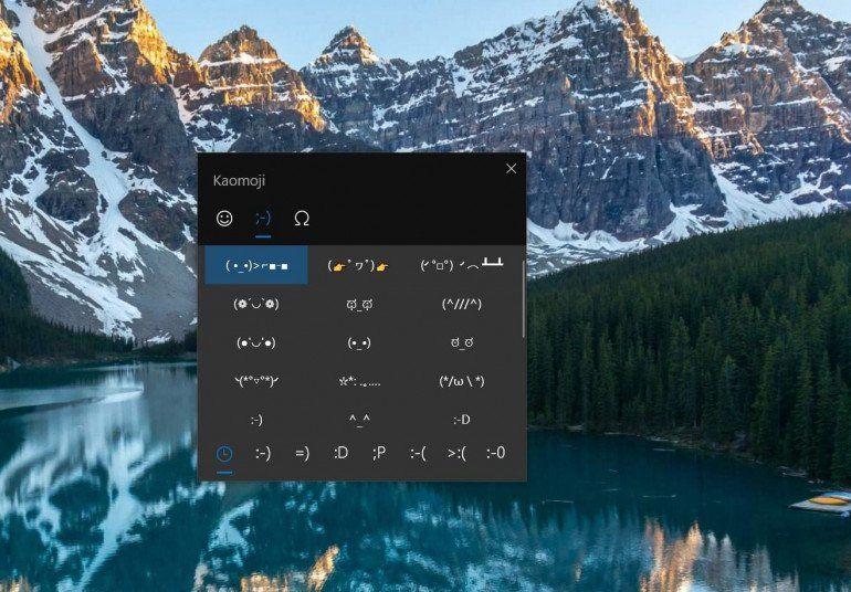 Jak używać kaomoji na komputerze PC z systemem Windows 10
