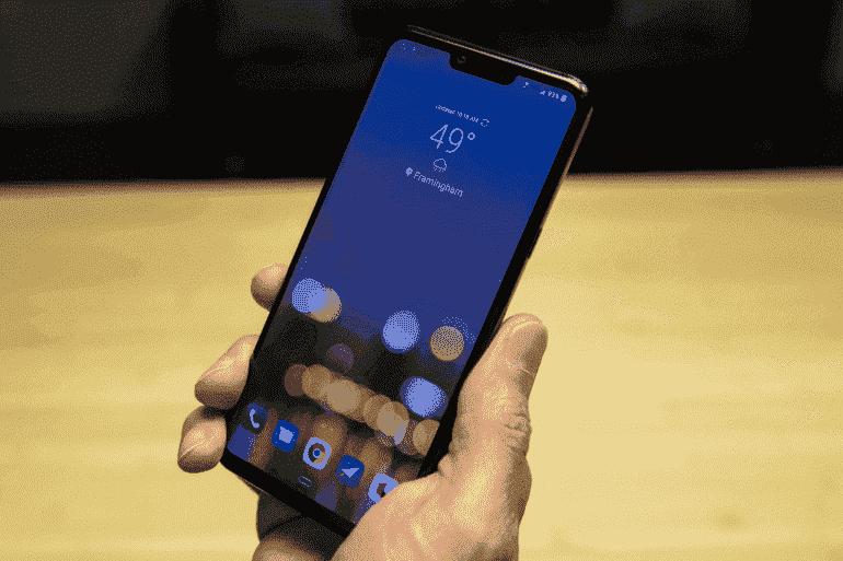 Test LG G8 ThinQ - flagowca, którego nie kupisz w sklepie