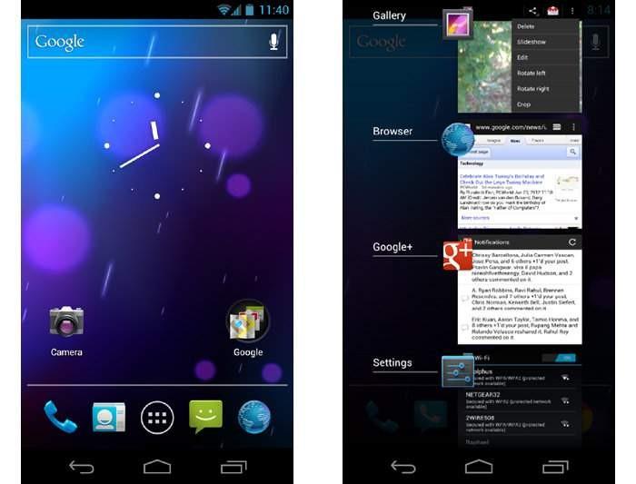 System Android - historia od wersji 1 do Q
