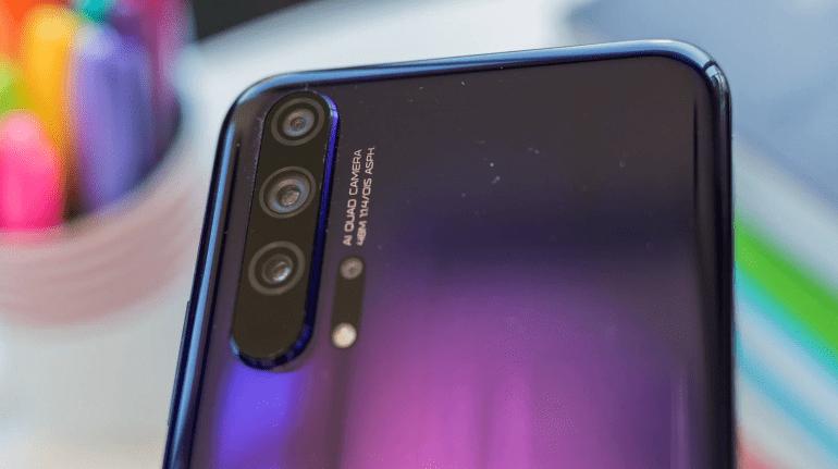 Test Honor 20 Pro - ciekawego smartfona zaprezentowanego w złym czasie