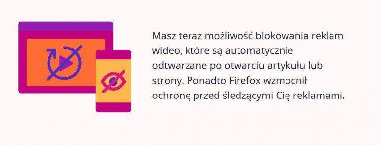 Firefox 67 - co nowego przynosi?