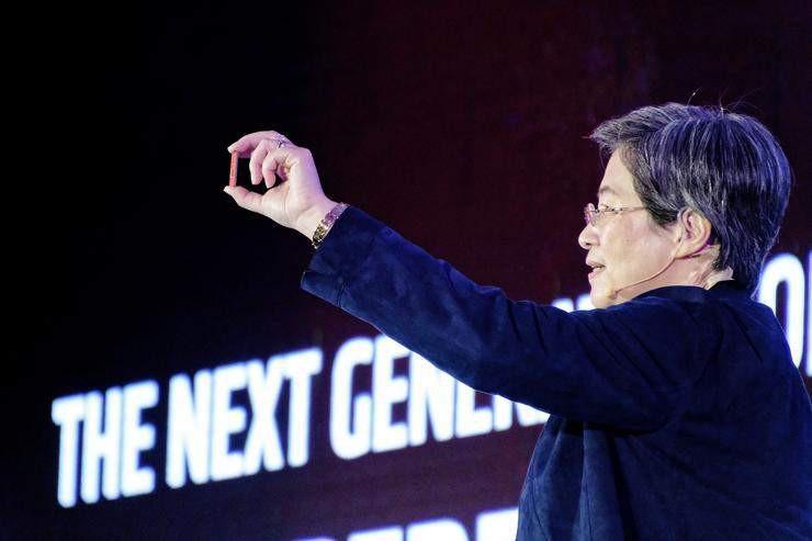 AMD: 50% laptopów w 2019 będzie używać Ryzen Mobile