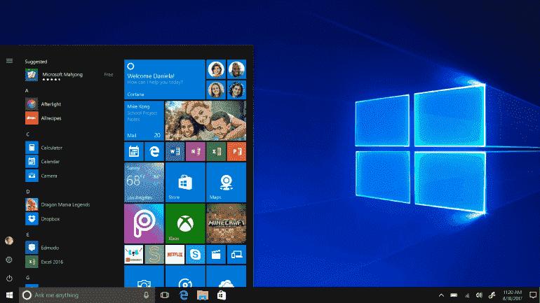 Microsoft dementuje plotki o Windows 10 Home Ultra