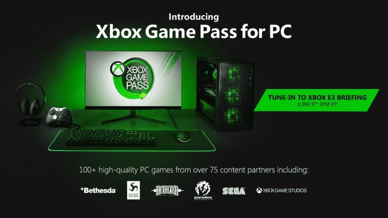 Xbox Game Pass od Microsoft będzie dostępny na komputerach PC