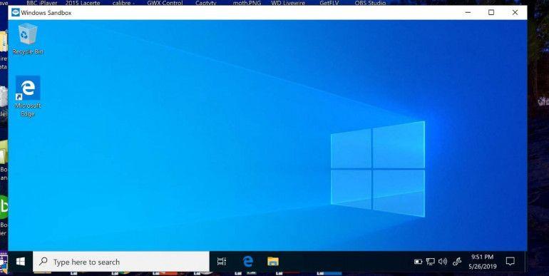 Windows 10 Maj 2019 - nowe opcje bezpieczeństwa