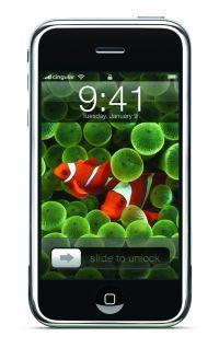 iPhone, czyli telefon z jabłuszkiem