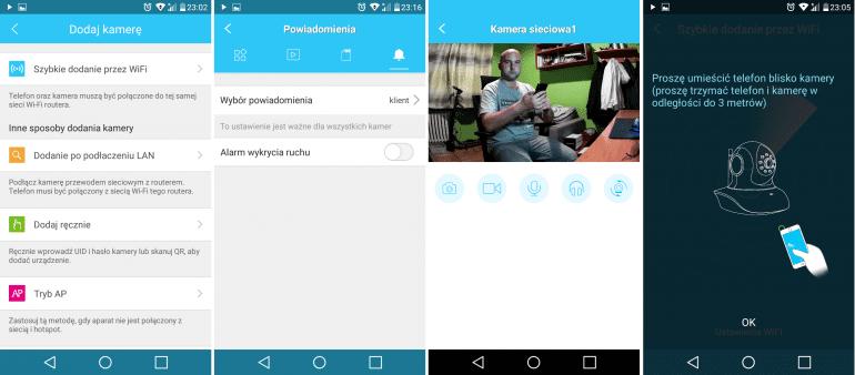 Monitoring ze smartfona, czyli bezpieczeństwo w wydaniu plug&play