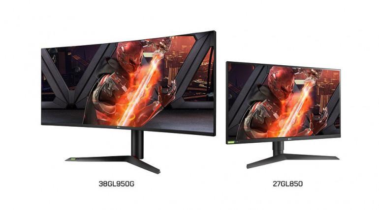 LG prezentuje pierwszy na świecie monitor gamingowy z matrycą IPS o czasie reakcji 1 ms