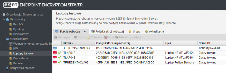 ESET Endpoint Encryption, czyli dawny DESlock+ w nowej odsłonie