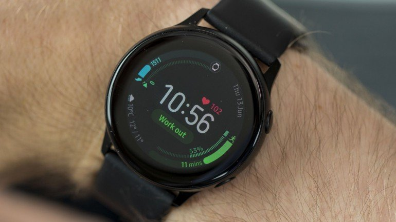 Samsung Galaxy Watch Active - test najnowszego smartwatcha z Tizenem