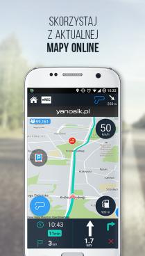 Najlepsze nawigacje do Androida. Mapy Google, AutoMapa, Yanosik, Waze i inne