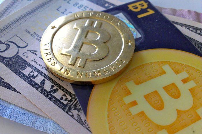Bitcoin znów wart ponad 10 tys. USD