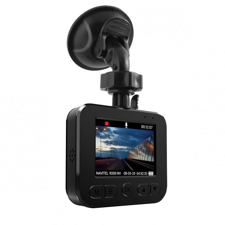 NAVITEL R200 NV – kompaktowa kamera samochodowa dla wymagających