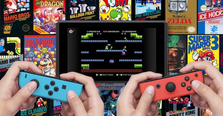 Nintendo Switch może otrzymać jeszcze więcej gier z NES-a. Switch Mini coraz bardziej prawdopodobny