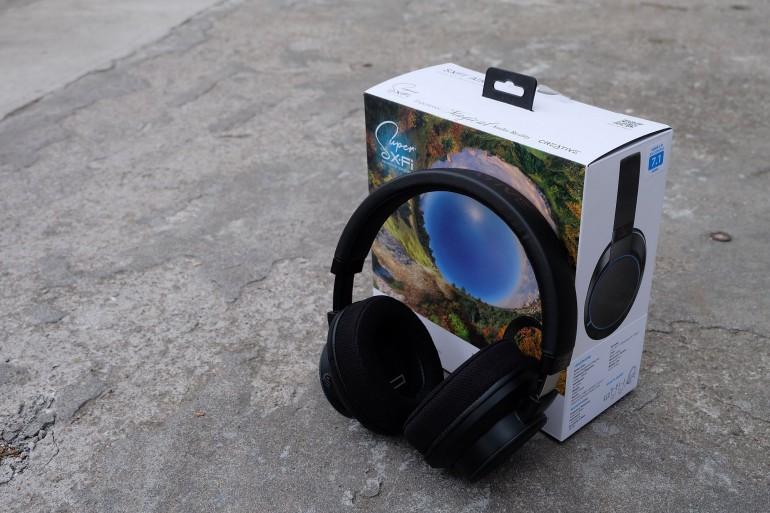 Creative SXFI AIR - test słuchawek technologią Super X-Fi