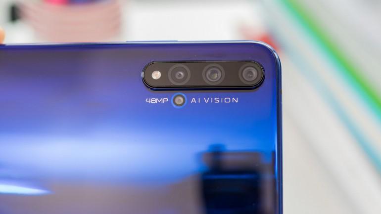 Honor 20 - test budżetowego odpowiednika Huawei P30 Pro