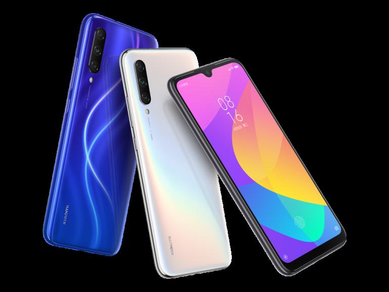 Xiaomi zaprezentowało Mi CC9, Mi CC9e oraz Mi CC9 Meitu Edition