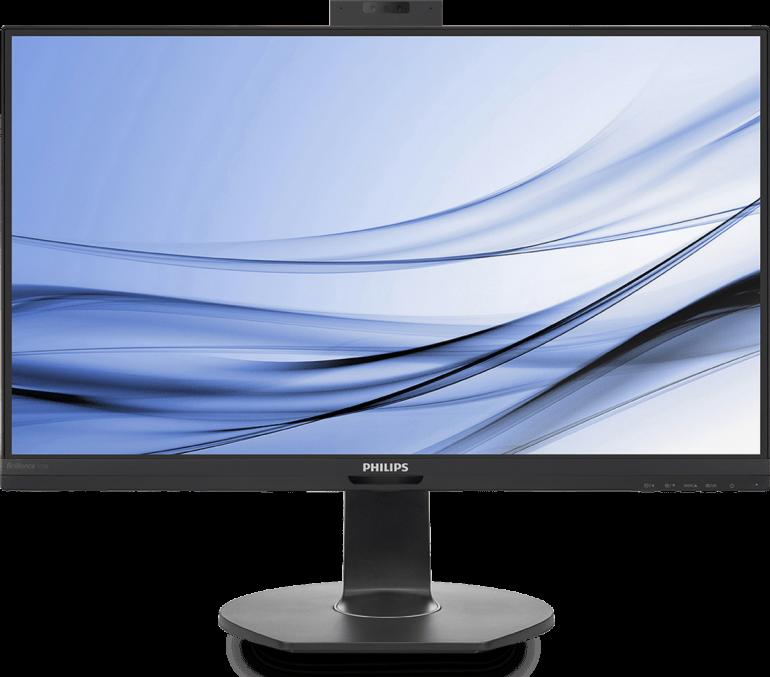 Nowe monitory Philips z kamerą i stacją dokującą USB-C dostępne w sprzedaży