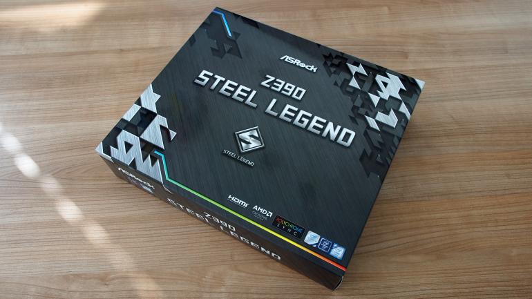 ASRock Z390 Steel Legend – test płyty głównej dla wymagających