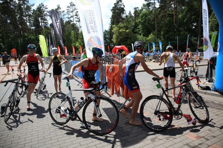 Nieporęt gospodarzem wielkiego finału cyklu Garmin Iron Triathlon 2019!