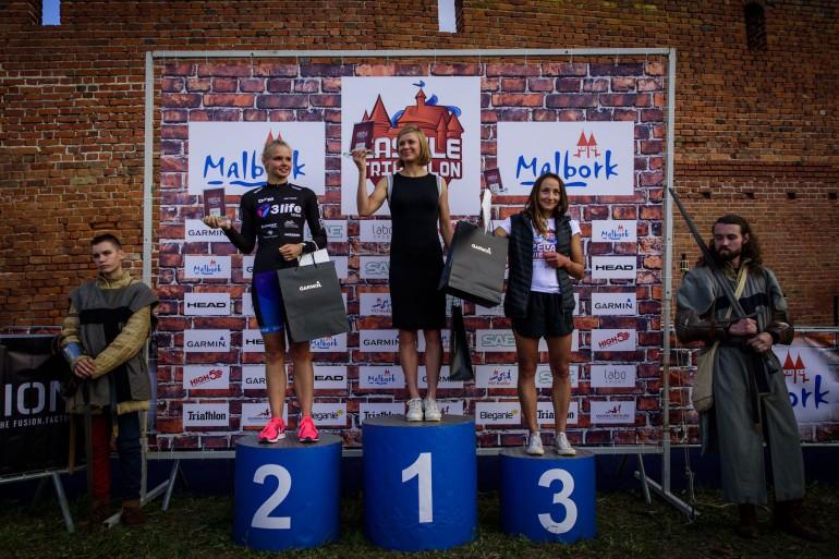 Mistrzostwa Polski na dystansie długim w ramach  Castle Triathlon Malbork 2019!