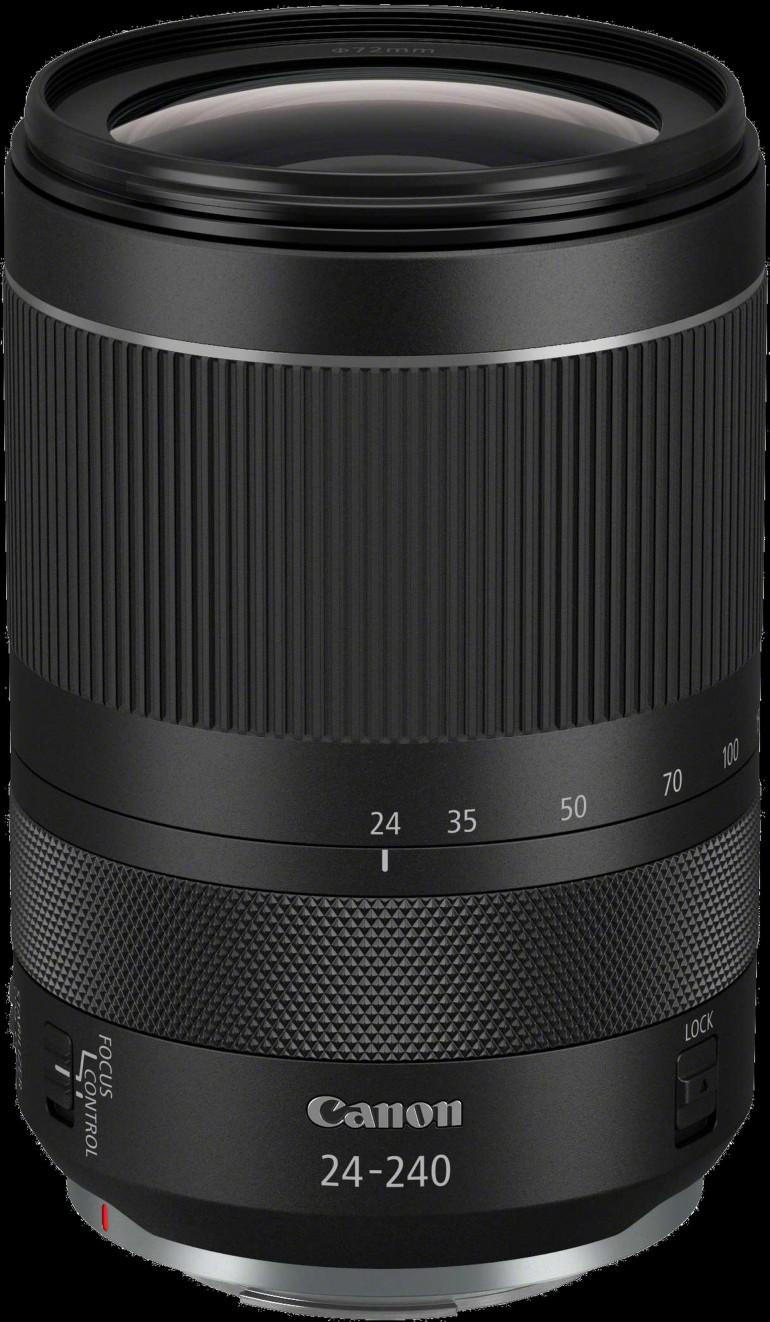 Canon rozszerza serię obiektywów RF o uniwersalny i lekki model z 10-krotnym zoomem – RF 24-240mm F4-6.3 IS USM