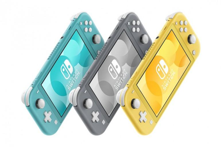 Kompendium Nintendo Switch Lite - wszystko co wiemy o nowej konsoli