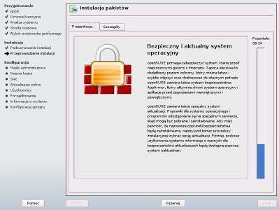 OpenSUSE 10.2 - prawie jak objawienie