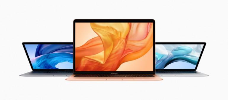 MacBook Air z 2018 roku Źródło: Apple