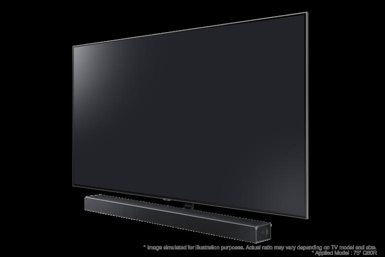 Nowy soundbar Samsung Harman Kardon Q80R