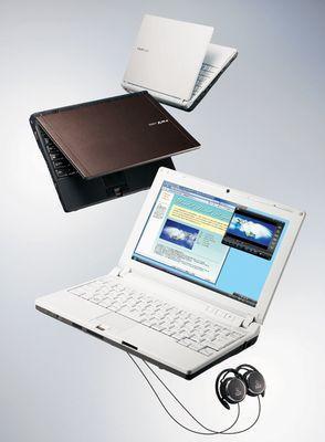 Niewielkie notebooki Fujitsu z serii Loox T