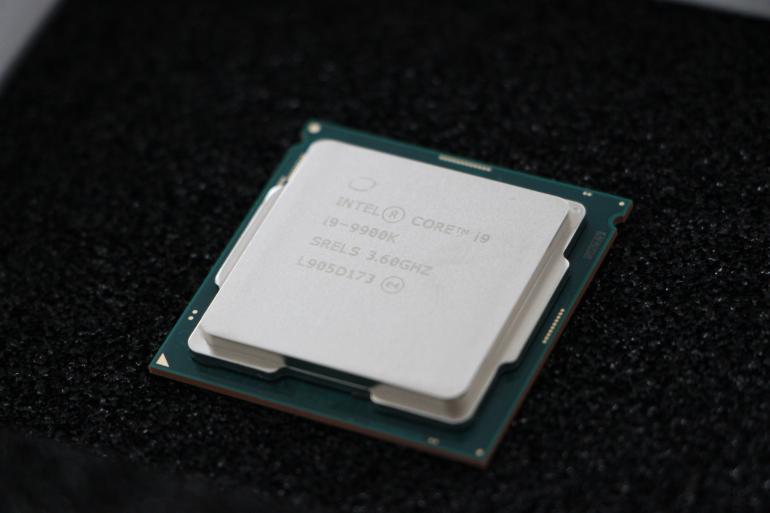 Intel Core i9-9900K - osmiordzeniowiec z odblokowanym mnożnikiem