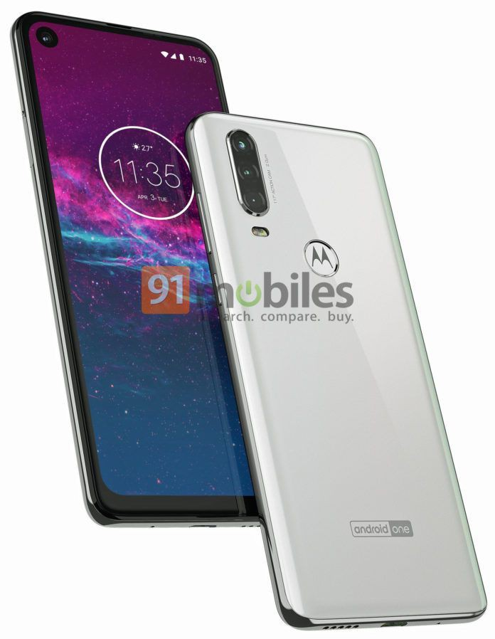 Motorola One Action - przeciek ujawnia wszystkie szczegóły