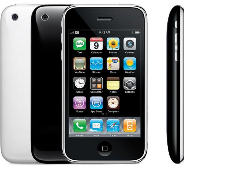 iPhone 3GS Źródło: Apple