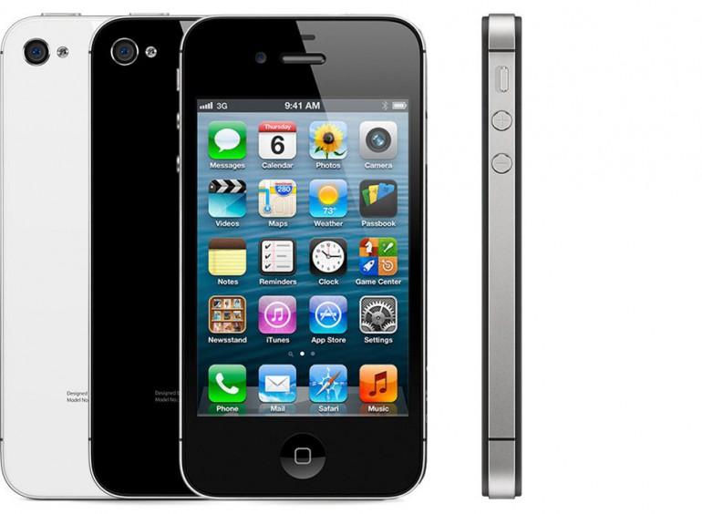 iPhone 4s Źródło: Apple
