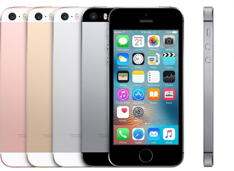 iPhone SE Źródło: Apple