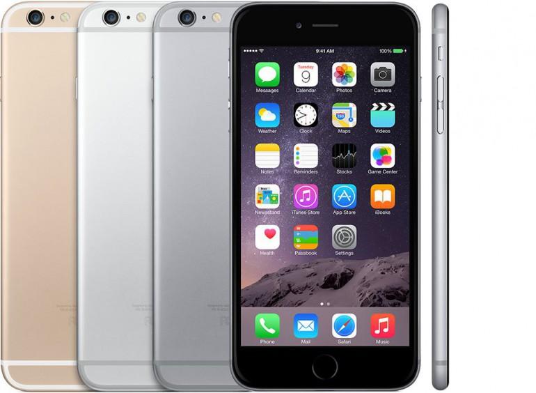 iPhone 6 Plus Źródło: Apple