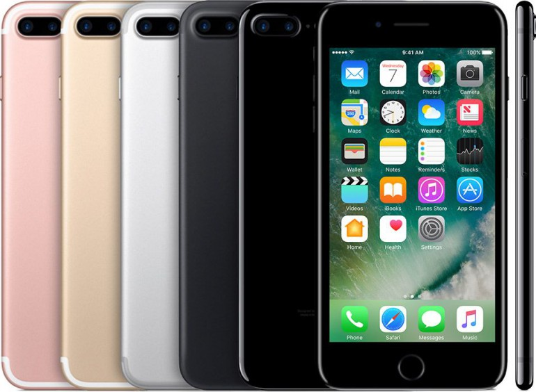 iPhone 7 Plus Źródło: Apple