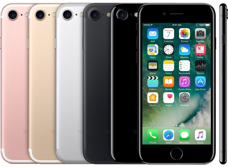 iPhone 7 Źródło: Apple