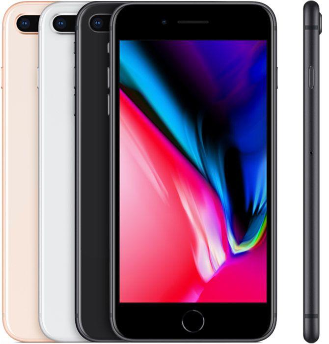 iPhone 8 Plus Źródło: Apple