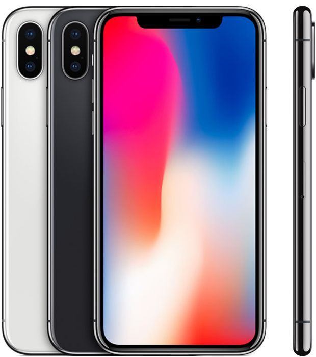iPhone X Źródło: Apple