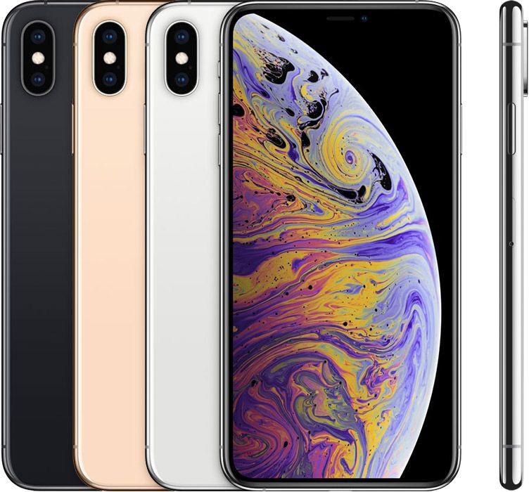 iPhone Xs Max Źródło: Apple