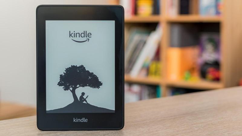 Najlepsze czytniki Kindle 2019