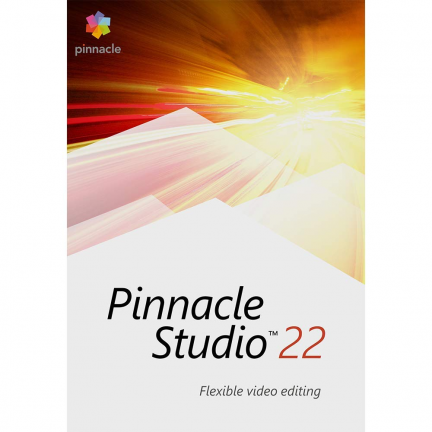 Corel Corporation Pinnacle Studio 22